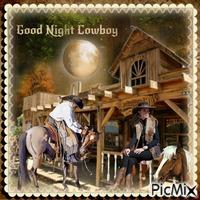 Gute Nacht - Cowboy (Wettbewerb)
