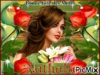 Bonne fête des mamans Nathalie