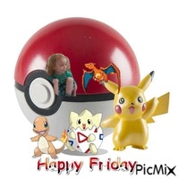 pokemon friday