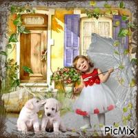 Pikku ballerina