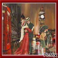 Londre et ses amoureux