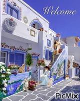Beautifull Painted House
