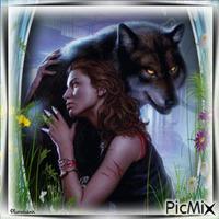 Un amour de loup.