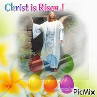 Christ is Risen.!