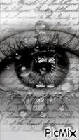 Lágrimas para unas letras...