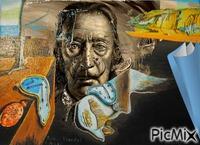 Guiño a Dalí