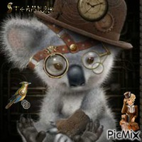 Animal Steampunk