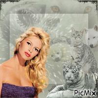 Brigitte Bardot -  L'engagement dans la défense animale !