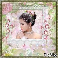 De fleurs et de perles