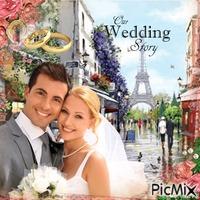 Wedding Sposi a PARIGI
