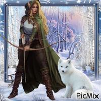 Elf & Wolf