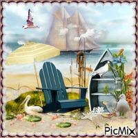 Maritime Landschaft