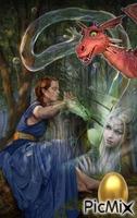 Historia de dragones