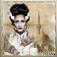 La femme tatouée