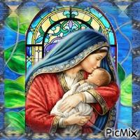 Unsere Liebe Frau und das Kind