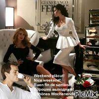 Buen fin de semana!@