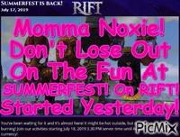 Momma Noxie! Summerfest! 2019!