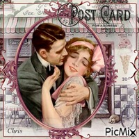 Post Card ,vintage