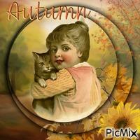 Vintage - Ein wundervoller Herbsttag