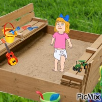 Sandbox baby 2