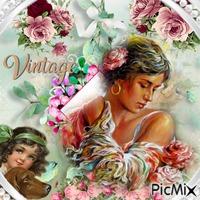 Vintage Pastel
