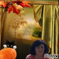 Happy Halloween my friends from Edith