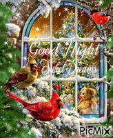 Good night . Sweet dreams