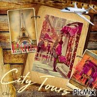 City tours Paris