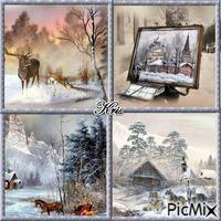 Belles vues d'hiver
