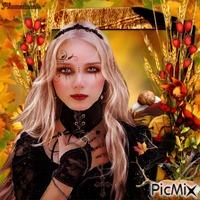Gothique d'automne.