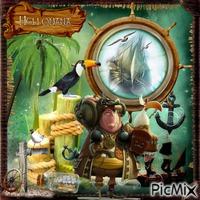 Défis Pirate du groupe des amis qui aiment pic Mix sur face Book