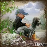 poika ja koira 2