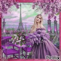 Paris et les lilas.