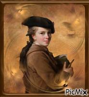 Portrait brun