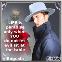 Aphorism by Bogusia