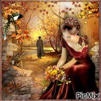 Parti un jour d'automne