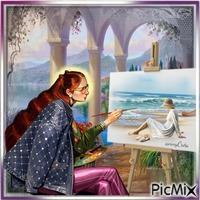 Peinture et passion