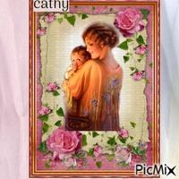 maman et enfants