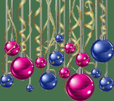 christmas balls deco boules de noel