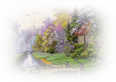 river flux garden jardin summer ete background fond spring printemps frühling primavera весна wiosna paysage landscape tube