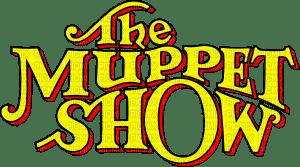the muppet show text logo