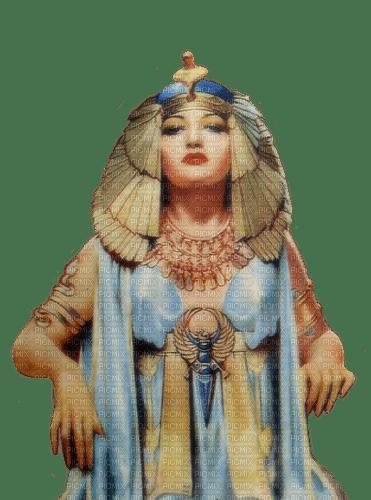 Vintage Woman Painting