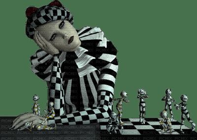 Kaz_Creations Woman Femme Alice Chess