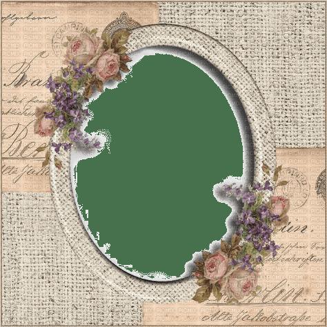 Cadre.Frame.Vintage.Fleurs.Victoriabea
