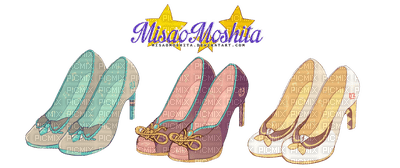 Shoes of vocaloid