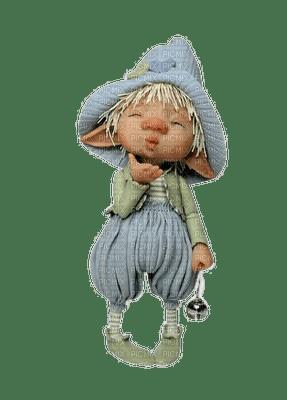 Elfe.elf.Gnome.gnomo.Lutin.Duende.goblin.kiss.kisses.bisous.Victoriabea