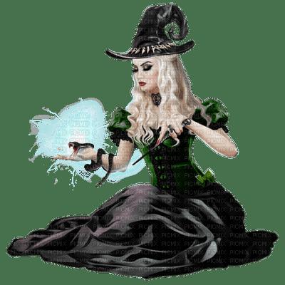 Kaz_Creations Halloween Deco Woman Femme Colours Colour-Girls