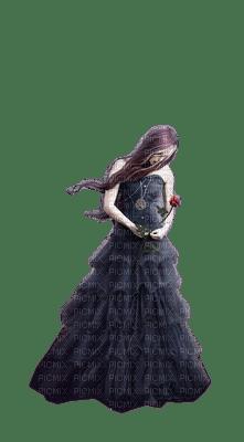 woman gothic