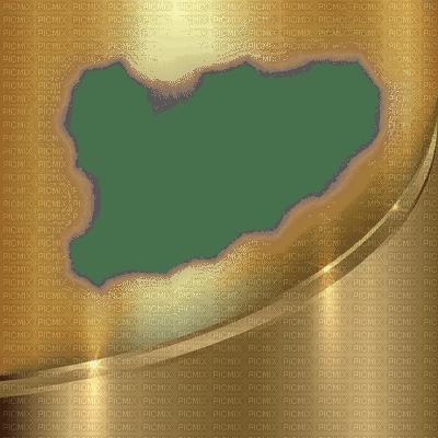 fond background gold effect cadre frame