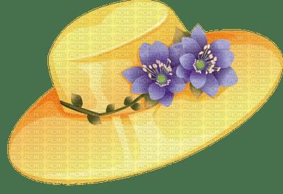 summer hat yellow-chapeau d'été jaune-cappello estivo giallo-sommarhatt gul-minou